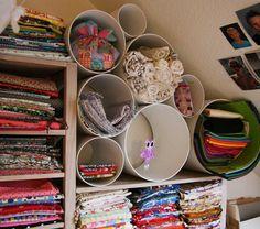 Storage idea for paper