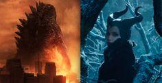 godzilla maleficent poster Godzilla Mondo Poster and New Maleficent Posters Revealed