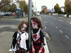 Look what mum has us do. We just cleared the streets in Dublin Dublin, Punk, Punk Rock