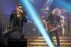 Queen with Adam Lambert at Air Canada Centre on Sunday July 13. pic.twitter.com/7Z0TNnRSvZ
