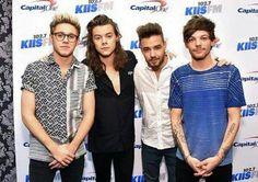 One Direction // KIIS FM Jingle Ball in LA december 4th 2015