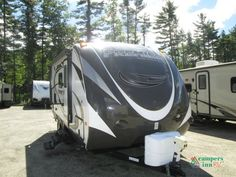 Used 2014 Keystone RV KEYSTONE PREMIER 19FBSR Travel Trailer at Campers Inn | Union, CT | #20031A