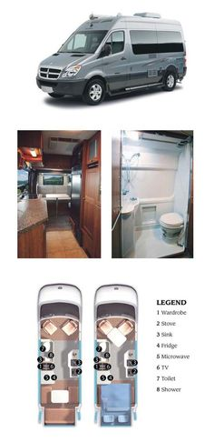 BETTER THAN A BED-SIT ... pictures of really cool mobile homes/campervans - Page 17