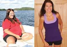 Wendy Mills Became Fit by Fifty  Weight before: 225 lbs Weight now: 124 lbs Age: 50