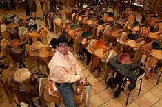 """'Being a cowboy is not exactly a Jewish mother's dream."""" Alan Lusky"""