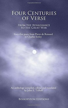 Four Centuries of Verse: An Anthology by John E. Tidball https://www.amazon.com/dp/197588096X/ref=cm_sw_r_pi_dp_x_f0F0zbQ9HCTDN