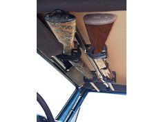 Quick-Draw Wrangler Overhead Gun Rack (87-15 Wrangler YJ, TJ & JK) - Free Shipping $189.99