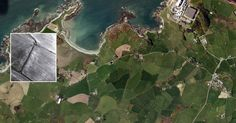 First early Roman era fort found on Anglesey. The small fort on land near Cemlyn Bay and close to the Wylfa power station could point to more discoveries on the island say Gwynedd Archaeological Trust.