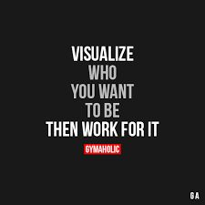#visualize and become your #success