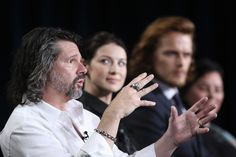 'Outlander' Season 3 is going to be 'great' Ronald Moore and Jon Gary Steele…