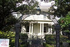 The Louise S. McGehee School is an all-girls secular private school in the Garden District in New Orleans, Louisiana, United States.