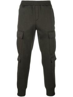 NEIL BARRETT Cargo Joggers. #neilbarrett #cloth #joggers