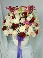 Bunga Anniversary Pernikahan Keluarga Bahagia | Toko Bunga by Florist Jakarta