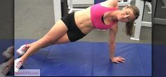 How to Lose  your love handles with resistance training
