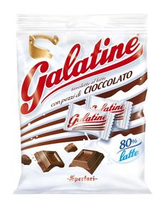 Galatine Milk Chocolate Candy 115g Bag