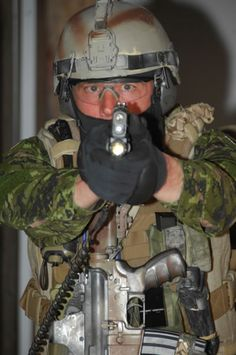 Canadian Special Operations Regiment (CSOR) special operators are small arms masters. Whether a Special Forces Operator or a Special Operations Supporter, serving in a unit that is young and growing provides unique challenges and opportunities.