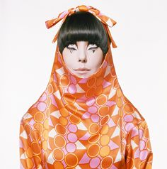 The Total Look: The Creative Collaboration Between Rudi Gernreich, Peggy Moffitt and William Claxton – at MOCA Pacific Design Center 60s And 70s Fashion, Mod Fashion, Fashion Models, Vintage Fashion, Classic Fashion, High Fashion, William Claxton, Swinging London, Monokini