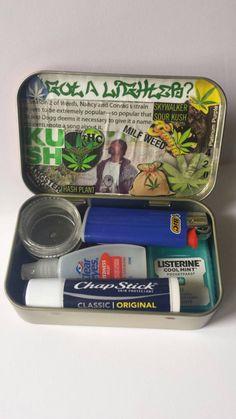 Check out this Snoop Dogg Marijuana Stash Kit on etsy! https://www.etsy.com/listing/225841952/milf-weed-stash-box-or-marijuana