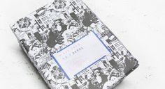 Inspiración viajera en una caja: A box from