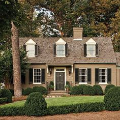 40+ Traditional Cape Cod House Exterior Ideas