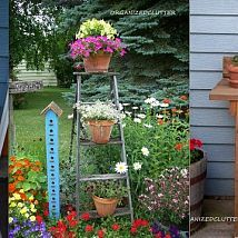My Top Five Cottage Junk Garden Containers
