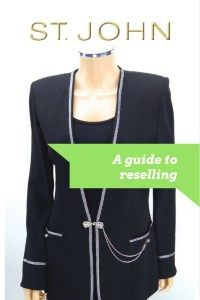 708acb11f A guide to reselling St. John clothing Thrift Store Outfits, Thrift Store  Finds,