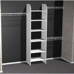 closet organizers View more at http://www.contemporaryclosets.com #closet…