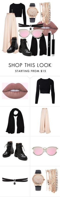 """""""Soraya"""" by the-mad-hattess on Polyvore featuring Lanvin, Fallon and Jessica Carlyle"""