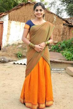 Saree girl