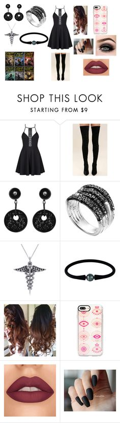 """The Mortal Instruments"" by ocean-goddess ❤ liked on Polyvore featuring Cape Robbin, Giorgio Armani, John Hardy, Allurez, Splendid Pearls, Casetify and ASAP"