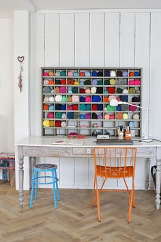 5 AMAZING CRAFT ROOMS