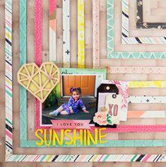 Sunshine - Scrapbook.com