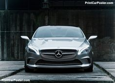 Mercedes-Benz Style Coupe Concept 2012 poster, #poster, #mousepad, #tshirt, #printcarposter