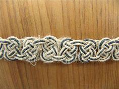 making and wearing hemp jewelry.