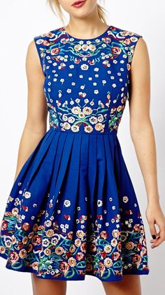 Embroidered Boho Tops, Dresses, More: 2014 Trends