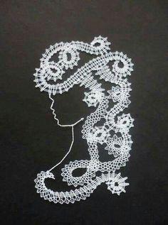 Bobbin Lace Patterns, Machine Embroidery Patterns, Embroidery Kits, Fabric Stiffener, Bobbin Lacemaking, Parchment Cards, Lace Art, Burlap Crafts, Lace Making