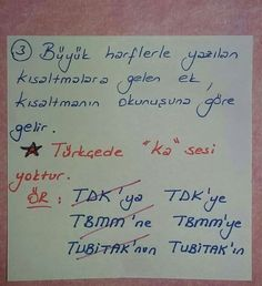 """-ki""nin yazımı | Turkish Language, Knowledge, Karma, Save Yourself, Bullet Journal, Study, Words, School, Math"