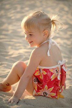 The Cutest Kids Beachwear Ever