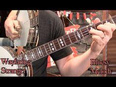 Wayfaring Stranger Banjo Lesson– Two Solos! - YouTube