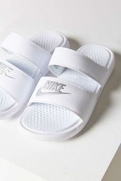 ab146797602d0 Nike Benassi Duo Ultra Slide Sandal - Urban Outfitters What are those