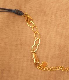 Make that favorite necklace an inch or two longer with this extender.