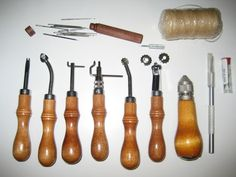 Basic leatherworking tools? - Page 4