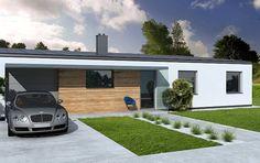 Návrh rodinného domu Quatro PACe plus od APEX ARCH s.r.o. Garage Doors, Outdoor Decor, Home Decor, Decoration Home, Room Decor, Home Interior Design, Carriage Doors, Home Decoration, Interior Design