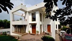 House in Malibu Town of Gurgaon by Ar. Punit Sethi of IAD Studio