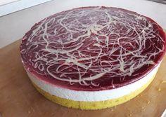 Fehér csokis mascarponés torta   Anita receptje - Cookpad receptek Mousse, Pudding, Cake, Desserts, Food, Pie Cake, Tailgate Desserts, Pie, Deserts