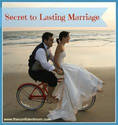 The secret to a lasting marriage? Praying together!