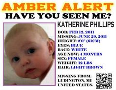 Katherine Phillips, Missing Ludington Michigan, http://www.missingpersonsofamerica.com Missing Persons Please Repin One Or Two Of The Missing Person Pins To Your Boards To Help Find There Familys Support By http://multicityworldtravel.com