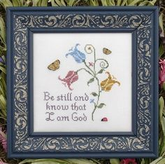 Bible Verses - Cross Stitch Patterns & Kits - 123Stitch.com