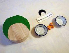 Montessori Preposition Box