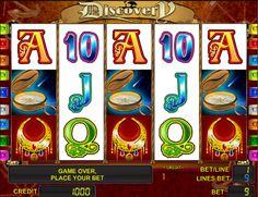 Бесплатный игровой автомат Дискавери http://onlain-kazino.com/discovery_online_gaminator